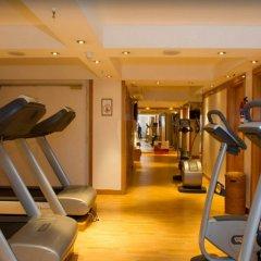 Hotel Ritz Мадрид фитнесс-зал фото 2