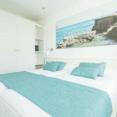 Отель Apartamentos Habitat комната для гостей фото 3