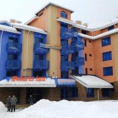 Отель Polaris Inn Bansko Болгария, Банско - отзывы, цены и фото номеров - забронировать отель Polaris Inn Bansko онлайн вид на фасад