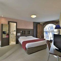 Отель Auberge de la Commanderie Франция, Сент-Эмильон - отзывы, цены и фото номеров - забронировать отель Auberge de la Commanderie онлайн комната для гостей фото 3