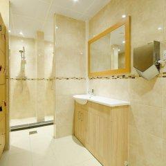 Отель Durley Dean Великобритания, Борнмут - отзывы, цены и фото номеров - забронировать отель Durley Dean онлайн ванная