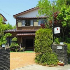 Отель ZERO-Project Japan GuestHouse Яманакако парковка