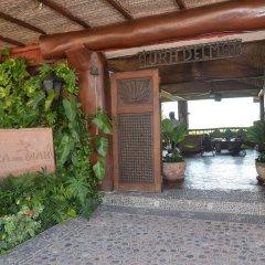 Hotel Aura del Mar парковка