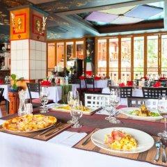 Отель Royal Phawadee Village Патонг питание фото 2