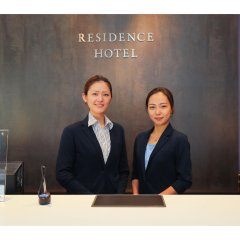Отель Residence Hotel Hakata 5 Япония, Фукуока - отзывы, цены и фото номеров - забронировать отель Residence Hotel Hakata 5 онлайн интерьер отеля фото 3