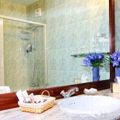 Отель Dallas Residence Болгария, Варна - 1 отзыв об отеле, цены и фото номеров - забронировать отель Dallas Residence онлайн ванная фото 2
