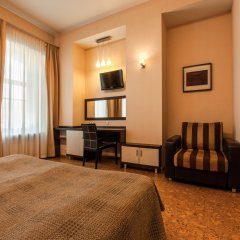 Гостиница Невский Форум комната для гостей фото 2