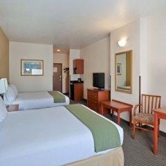 Отель Holiday Inn Express & Suites Ashland комната для гостей фото 5