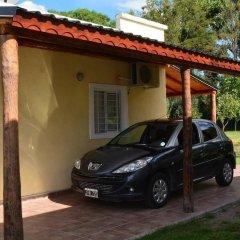 Отель Ayres de Cuyo Сан-Рафаэль парковка