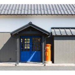Отель Ryokan Miyama Sansou Минамиогуни сейф в номере