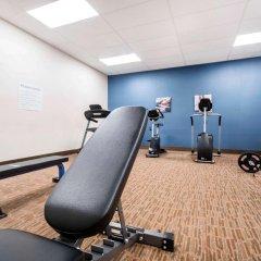 Отель Comfort Inn & Suites фитнесс-зал фото 2