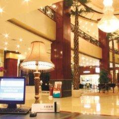 Foshan Panorama Hotel интерьер отеля