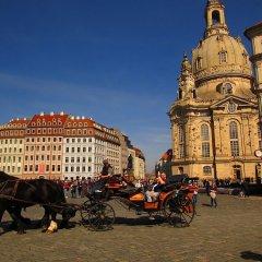 Отель Wyndham Garden Dresden Дрезден фото 3