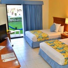 Отель The Reef Coco Beach Плая-дель-Кармен комната для гостей фото 5