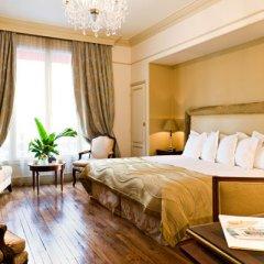Hotel Vernet - Paris Champs Elysées комната для гостей фото 4
