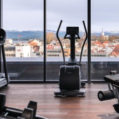 Radisson Blu Atlantic Hotel, Stavanger фитнесс-зал фото 3