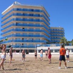 Отель Golden Donaire Beach спортивное сооружение