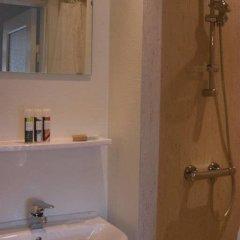 Отель Ansgarhus Motel Дания, Оденсе - отзывы, цены и фото номеров - забронировать отель Ansgarhus Motel онлайн ванная