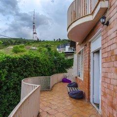 Хостел M42 балкон