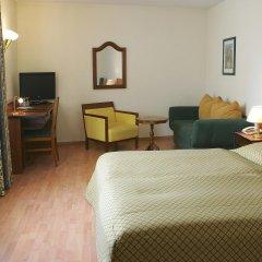 Отель Deutschmeister Австрия, Вена - отзывы, цены и фото номеров - забронировать отель Deutschmeister онлайн комната для гостей фото 3