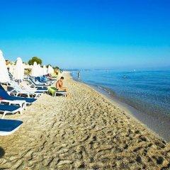 Отель Macedonia Sky Греция, Ханиотис - отзывы, цены и фото номеров - забронировать отель Macedonia Sky онлайн пляж