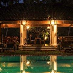 Отель Nisala Arana Boutique Hotel Шри-Ланка, Бентота - отзывы, цены и фото номеров - забронировать отель Nisala Arana Boutique Hotel онлайн бассейн фото 2