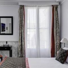 Отель Hôtel Bradford Elysées - Astotel Франция, Париж - 3 отзыва об отеле, цены и фото номеров - забронировать отель Hôtel Bradford Elysées - Astotel онлайн удобства в номере фото 2