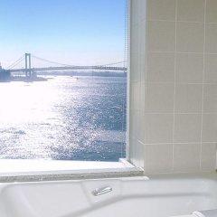 Отель Intercontinental Tokyo Bay Токио ванная