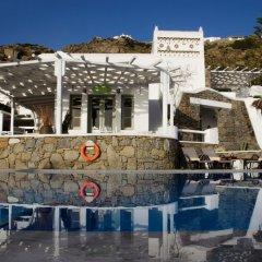 Отель Olia Hotel Греция, Турлос - 1 отзыв об отеле, цены и фото номеров - забронировать отель Olia Hotel онлайн фото 12