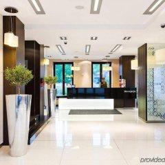 Отель Qubus Hotel Gdańsk Польша, Гданьск - 3 отзыва об отеле, цены и фото номеров - забронировать отель Qubus Hotel Gdańsk онлайн интерьер отеля фото 2