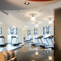 Отель Fraser Suites Dubai Дубай фитнесс-зал фото 2