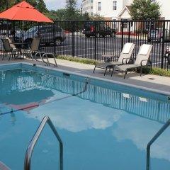 Отель Towneplace Suites Baltimore Fort Meade Аннаполис-Джанкшн бассейн