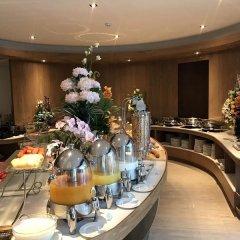 Worita Cove Hotel На Чом Тхиан питание