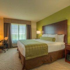Отель Cobblestone Inn & Suites – St. Mary's сейф в номере