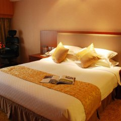 Shanghai Forte Hotel комната для гостей фото 4