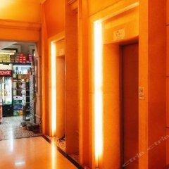 Отель City Inn Beijing Happy Valley фитнесс-зал