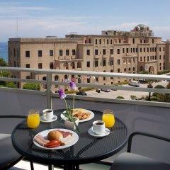 Отель Aquamare Hotel Греция, Родос - отзывы, цены и фото номеров - забронировать отель Aquamare Hotel онлайн балкон