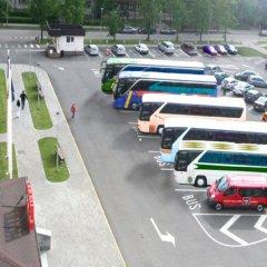 Apart Hotel Tomo Рига парковка