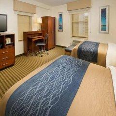 Отель Comfort Inn Downtown DC/Convention Center США, Вашингтон - отзывы, цены и фото номеров - забронировать отель Comfort Inn Downtown DC/Convention Center онлайн комната для гостей фото 3