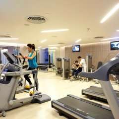 Отель Novotel Bangkok Ploenchit Sukhumvit фитнесс-зал