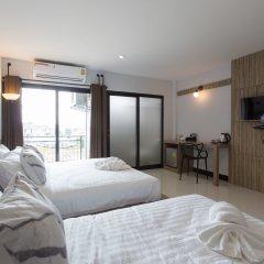 Отель Well Timed Hotel Таиланд, Краби - отзывы, цены и фото номеров - забронировать отель Well Timed Hotel онлайн комната для гостей фото 4