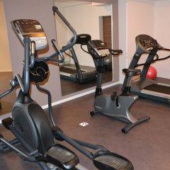 Hotel Hofbrunn Горнолыжный курорт Ортлер фитнесс-зал