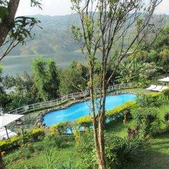 Отель The Begnas Lake Resort & Villas Непал, Лехнат - отзывы, цены и фото номеров - забронировать отель The Begnas Lake Resort & Villas онлайн бассейн