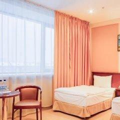 Гостиница Жемчужина 4* Стандартный номер с двуспальной кроватью фото 14