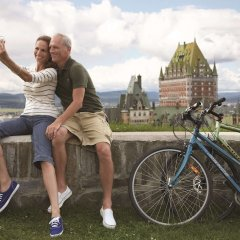 Отель Fairmont Le Chateau Frontenac Канада, Квебек - отзывы, цены и фото номеров - забронировать отель Fairmont Le Chateau Frontenac онлайн фото 11