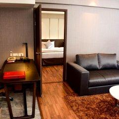 Отель Ramada Plaza by Wyndham Bangkok Menam Riverside комната для гостей фото 4