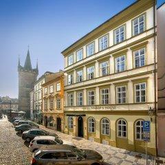 Отель Bishops House Прага фото 7