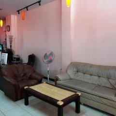 Апартаменты Parinyas Apartment Паттайя интерьер отеля