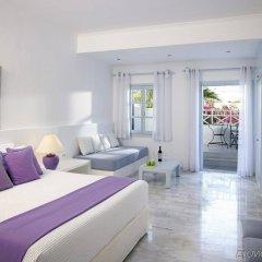 Отель Santorini Kastelli Resort Греция, Остров Санторини - отзывы, цены и фото номеров - забронировать отель Santorini Kastelli Resort онлайн комната для гостей фото 4