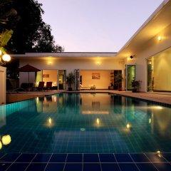 Отель Phuket Lagoon Pool Villa бассейн